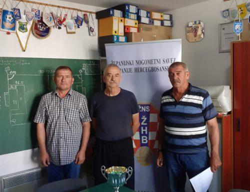 """Ždrijeb natjecateljskih brojeva druge lige """"JUG"""" Federacije BiH"""